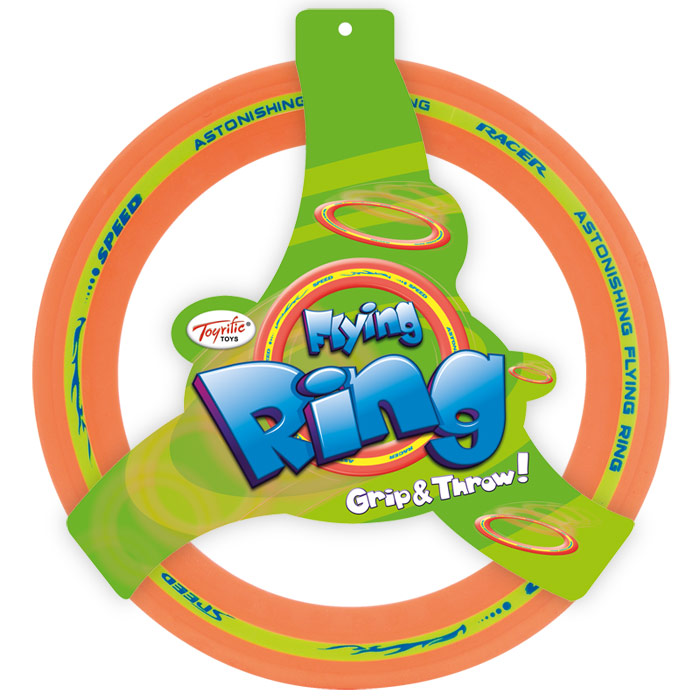 Rubber Frisbee Ring